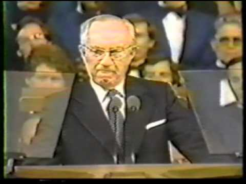 Mormon Conference Memorable Moments