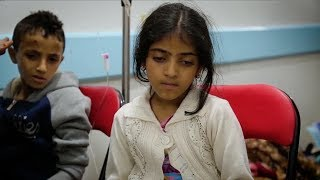 也门正在经历全球最为严重的人道主义危机