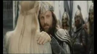 Coronación y canción de Aragorn