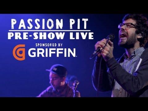 Passion Pit - Sleepyhead - Live at Marathon Music Works