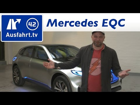 Mercedes-Benz EQC preloaded - Workshop in Berlin mit Experten