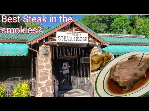 Ye Old Steakhouse Review in Knoxville Tennessee & Freddy's Frozen