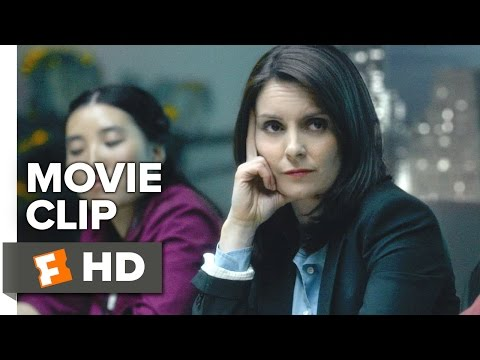 Whiskey Tango Foxtrot Movie CLIP - Unmarried Childless (2016) - Tina Fey, Margot Robbie Movie HD streaming vf