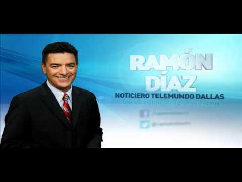 Ramón Díaz-Tu presentador deportivo