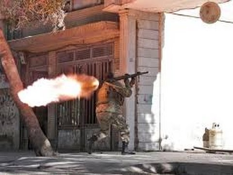 Explosions And Gunfire At Indian Consulate In Afghanistan