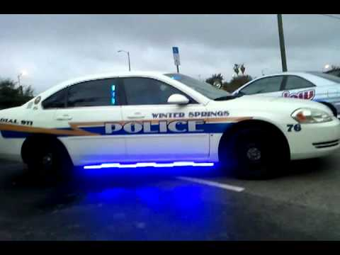 HG2 Emergency Lighting Chevy Impala YouTube