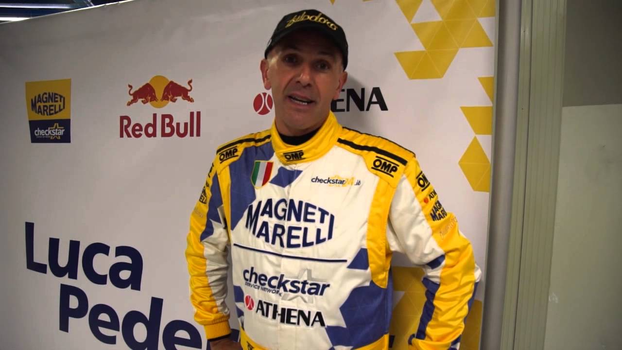 Monza Rally Show 2014 - Pede Interview - YouTube