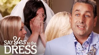 Bride's Late Father Pays for Her Wedding Dress | Say Yes To The Dress Ireland