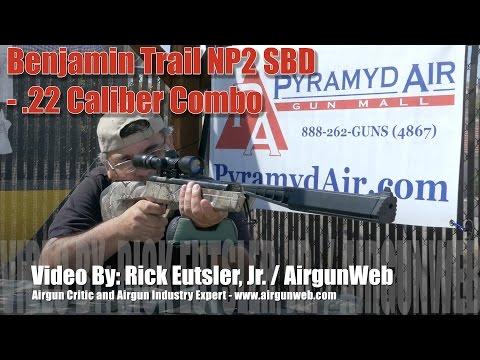 Benjamin NP2 SBD in  22 Caliber  Does it hit the mark? - Airgun