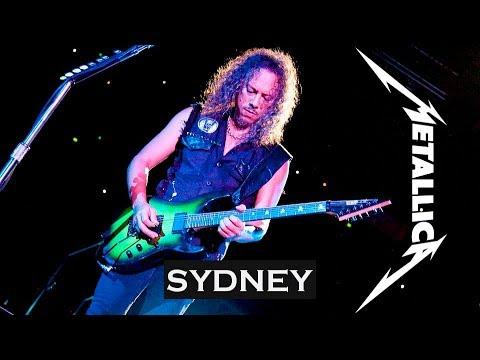 Metallica - Live In Sydney - Acer Arena 2010