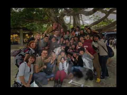 DePaul University Study Abroad in Okinawa 2013 Large format version