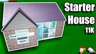 Gamepass Free Starter House • Roblox: Bloxburg • 11K