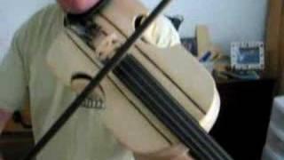 Balsa Violin