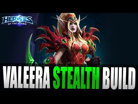 Valeera - First Impressions vs Leyzar :3 // Heroes of the Storm PTR