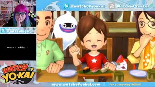 Yo-kai Watch 3 Sushi and Tempura First Impressions + Medal Packs Opening!