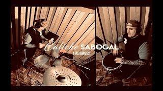 Caliche Sabogal y Sus Amigos (Marejada Feliz) cover Roberto Roena