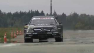 2012 DTM AMG Mercedes C-Coupé - On track - PRMotor TV