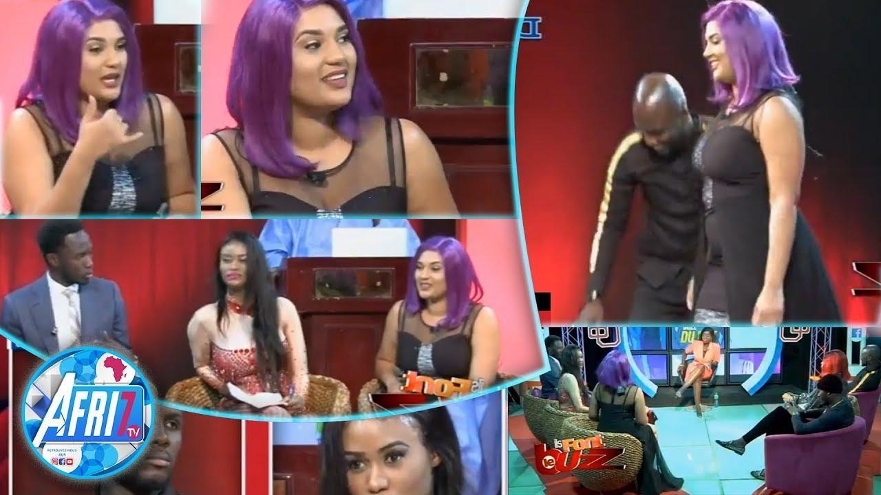 Intégralité Eva (Pod et marichou)  dans l'émission [ILS FONT LE BUZZ!] | Afri7