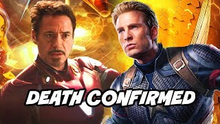 Captain America Death Confirmed in AVENGERS 4 after Avengers Infinity War