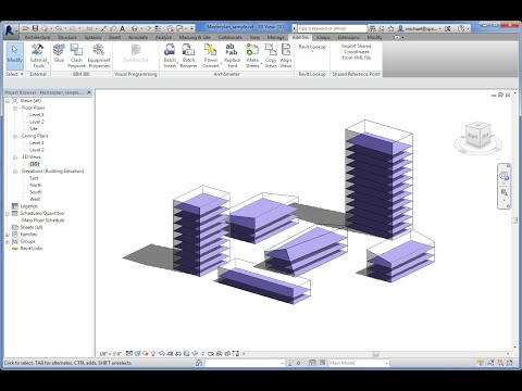 How to Create a Project Dashboard using Revit, Dynamo, and Excel