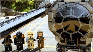 Изгой-Один LEGO Star Wars 75154 Ударный истребитель СИД - обзор набора Лего Звёздные войны