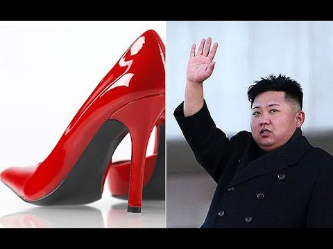 Red stilettos: how Kim Jong-un's citizens have changed their style