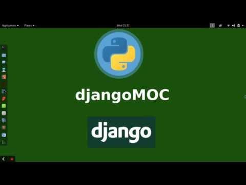 Aprenda Django em 30 minutos (Versão 1.10)