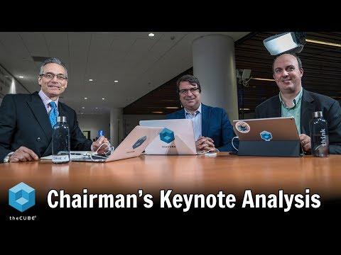 theCUBE Insights - Keynote Analysis | IBM Think 2019