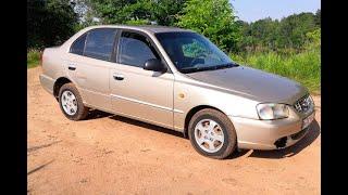 Продажа Hyundai Accent II (Обзор)   Разгон 0-100 км/ч