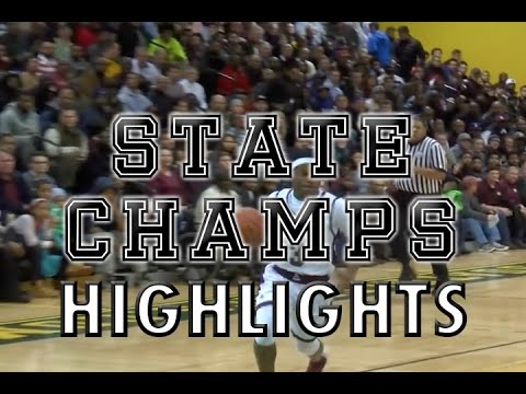 U of D Jesuit vs. East English Village - 2016 Boys Basketball Highlights on STATE CHAMPS!