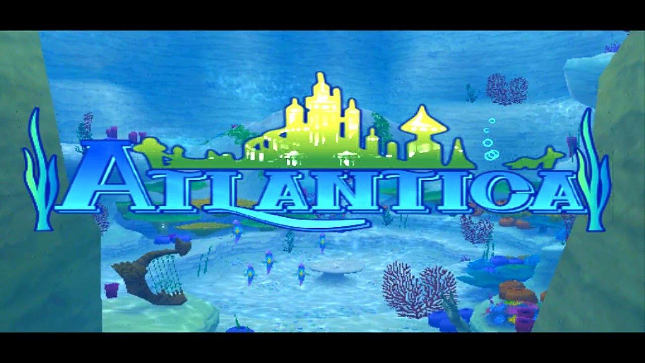 Kingdom Hearts 2 - Episode 24 | Atlantica - YouTube