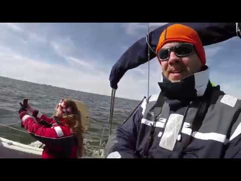 Sailing in Norway and Sweden -  easter 2017