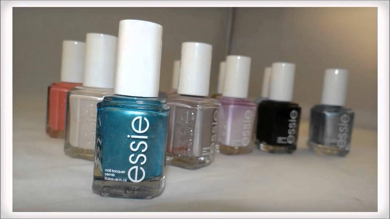 Esmaltes Essie al por mayor. - YouTube