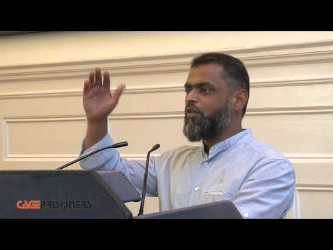 CagePrisoners: Travelling While Muslim - Moazzam Begg