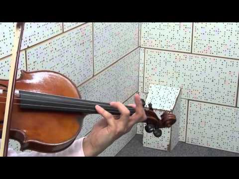 ABRSM Viola Exam Piece 2016-2019 - Grade 2 - A1 Bach Rondeau For Viola