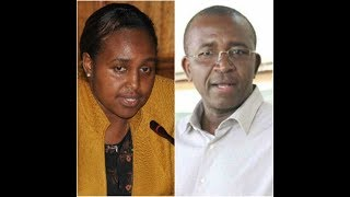 Kenya's political soap opera displayed in Linturi-Kitany divorce battle