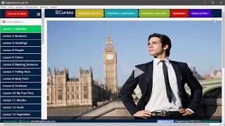 Aprender Ingles Desde Cero: 15 Cursos de inglés completos + Clases en Vivo en Tu PC/MAC