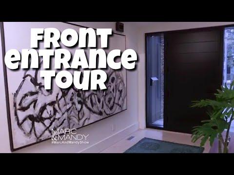 Mudroom Ideas l Front Entrance Tour