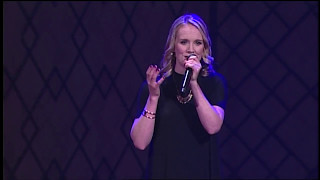 Rachel barker sang this special on sunday, may 7, 2017.