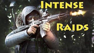 Intense Raids - Escape From Tarkov