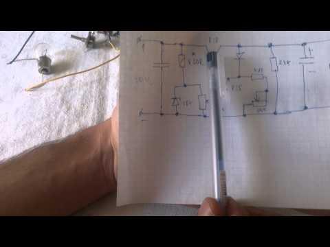 Блок питания с регулировкой тока и напряжения