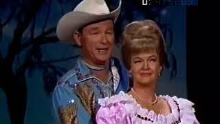 Roy Rogers & Dale Evans sing - and Batman Adam West joins in