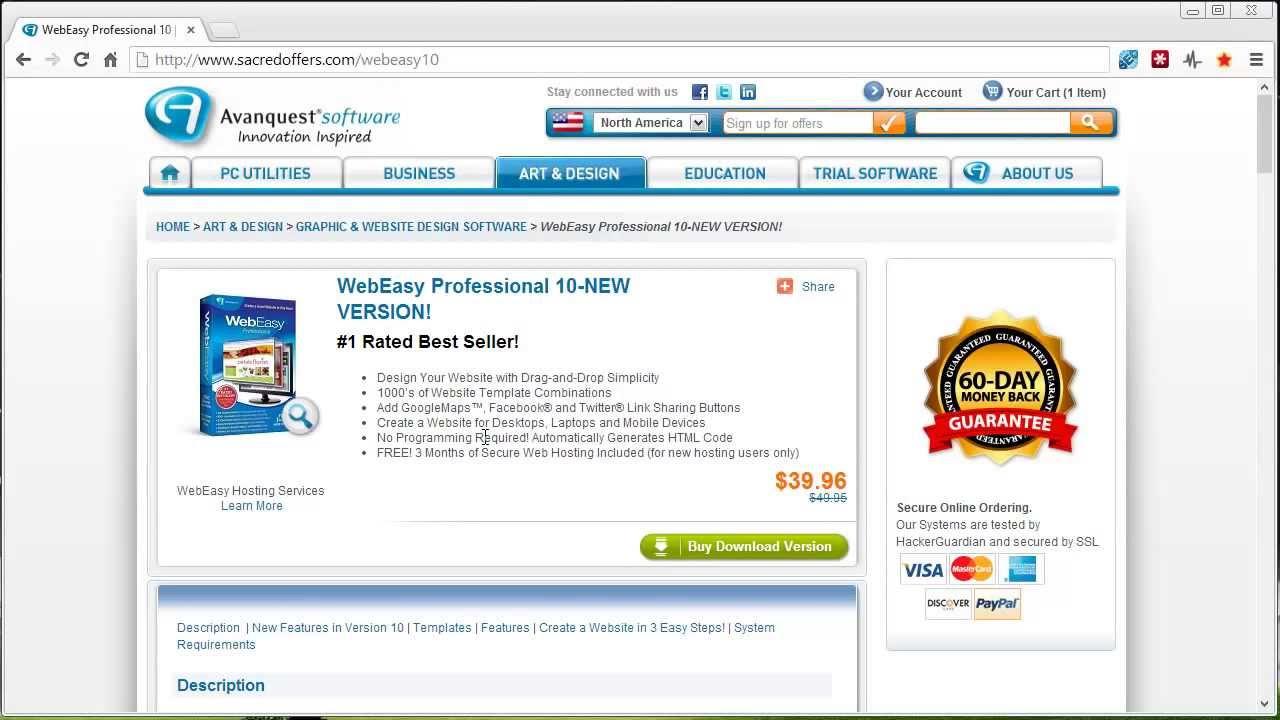 Web Easy Professional 10