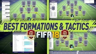 Video FIFA 18 FUT CHAMPIONS - TOP 3 FORMATIONS & TACTICS TO USE TUTORIAL! MOST EFFECTIVE TIPS & TRICKS download MP3, 3GP, MP4, WEBM, AVI, FLV Agustus 2018