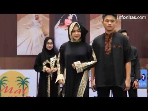 Fashion Show Busana Muslim Sahara Collection Youtube