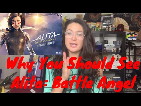 Why You Should See Alita: Battle Angel - REACTION