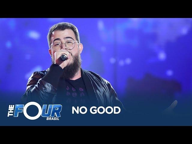 João Gomiero levanta a plateia do The Four Brasil ao som de No Good, de Kaleo