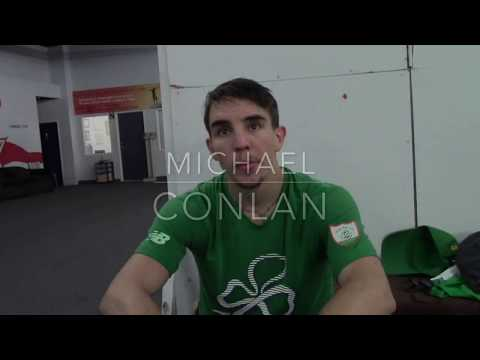 Thumbnail: Michael Conlan: Conor McGregor can punch; he is a big puncher
