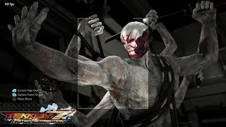Tekken 7 (PS4) - Yoshimitsu Full Character Customization (All Unlocked)