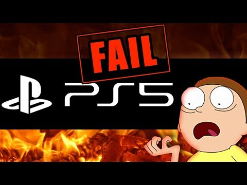 PS5 FLOPS! - Playstation 5 FAIL at CES